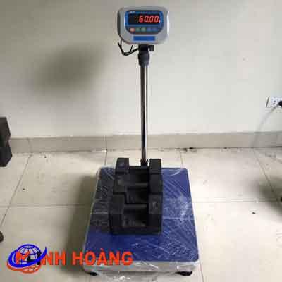 Bàn cân điện tử đầu HP 100kg