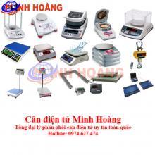 Đại lý phân phối cân điện tử tại tỉnh Bà Rịa - Vũng Tàu
